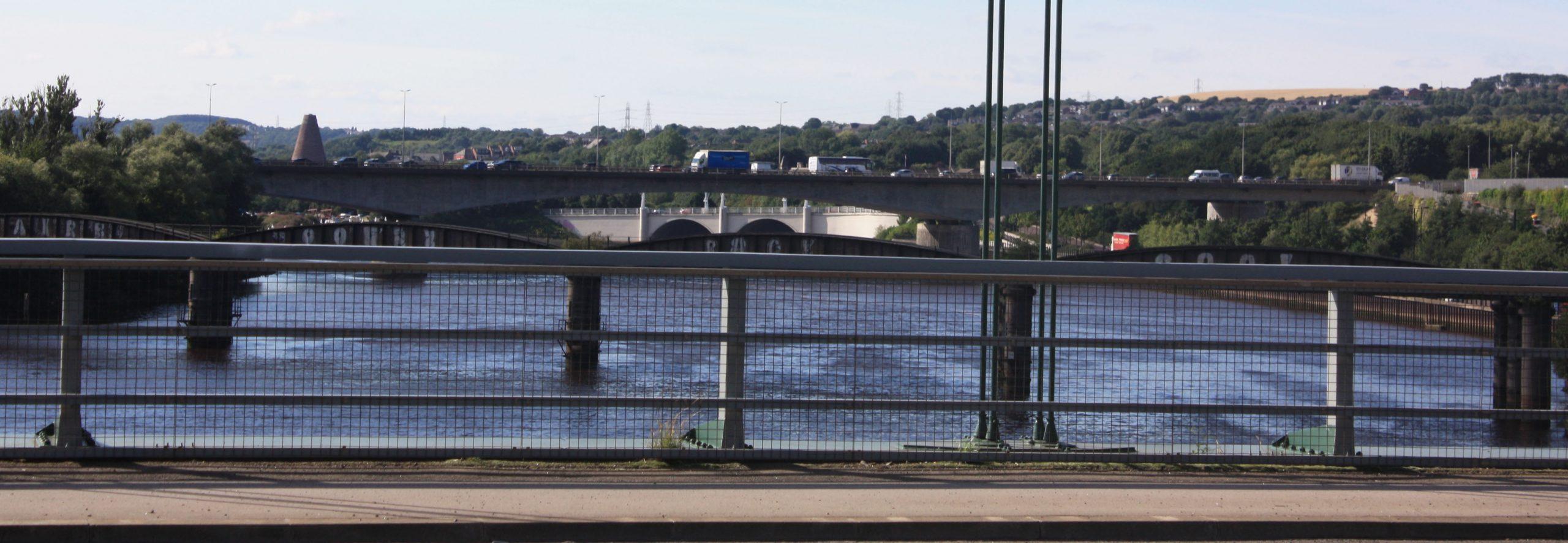 Western Tyneside bridges