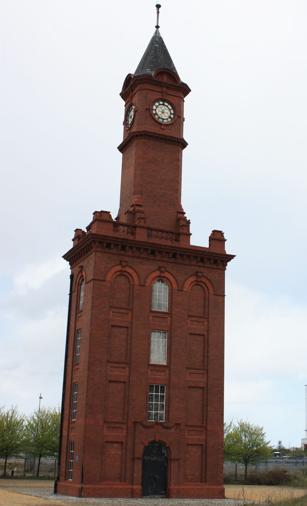 Dock Clock Tower, Middlesbrough