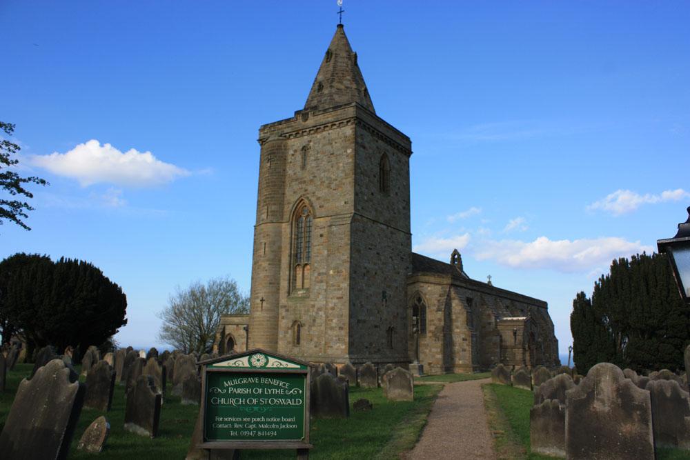 Lythe church