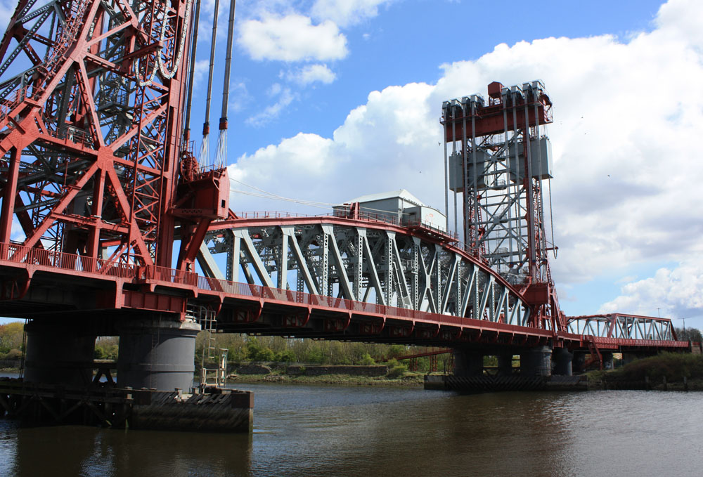 Newport Bridge, Middlesbrough