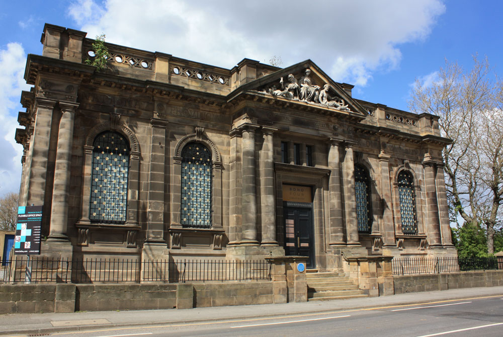 Former National provincial Bank, Middlesbrough