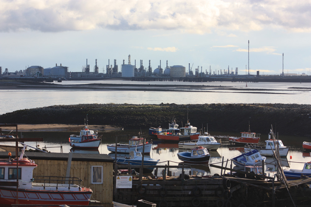 Paddy's Hole, South Gare
