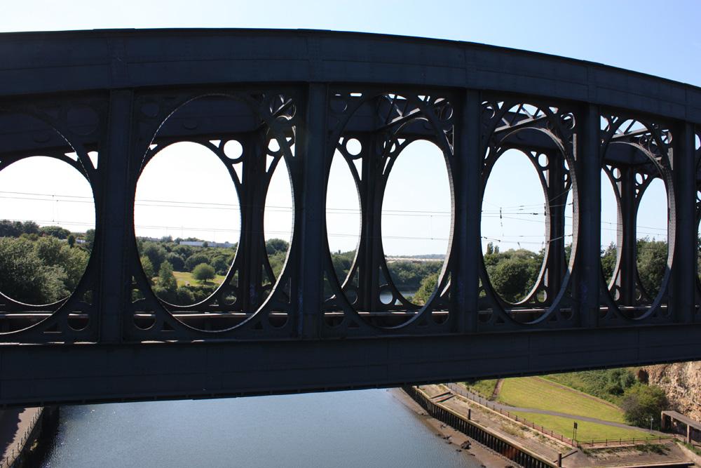 Railway bridge, Sunderland