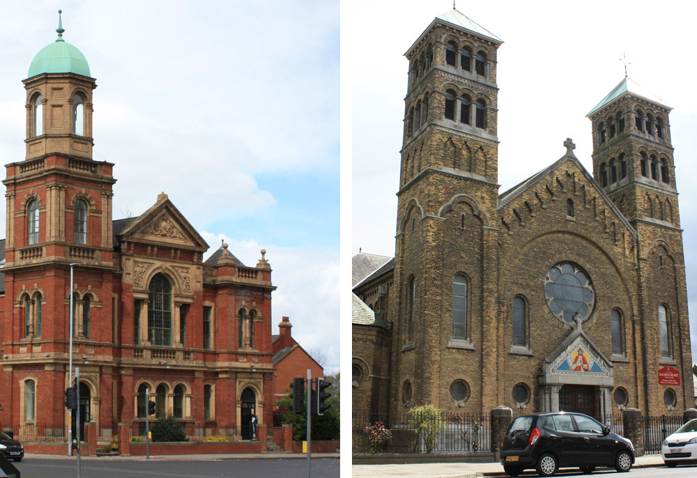 Park Methodists and Sacred Heart, Middlesbrough