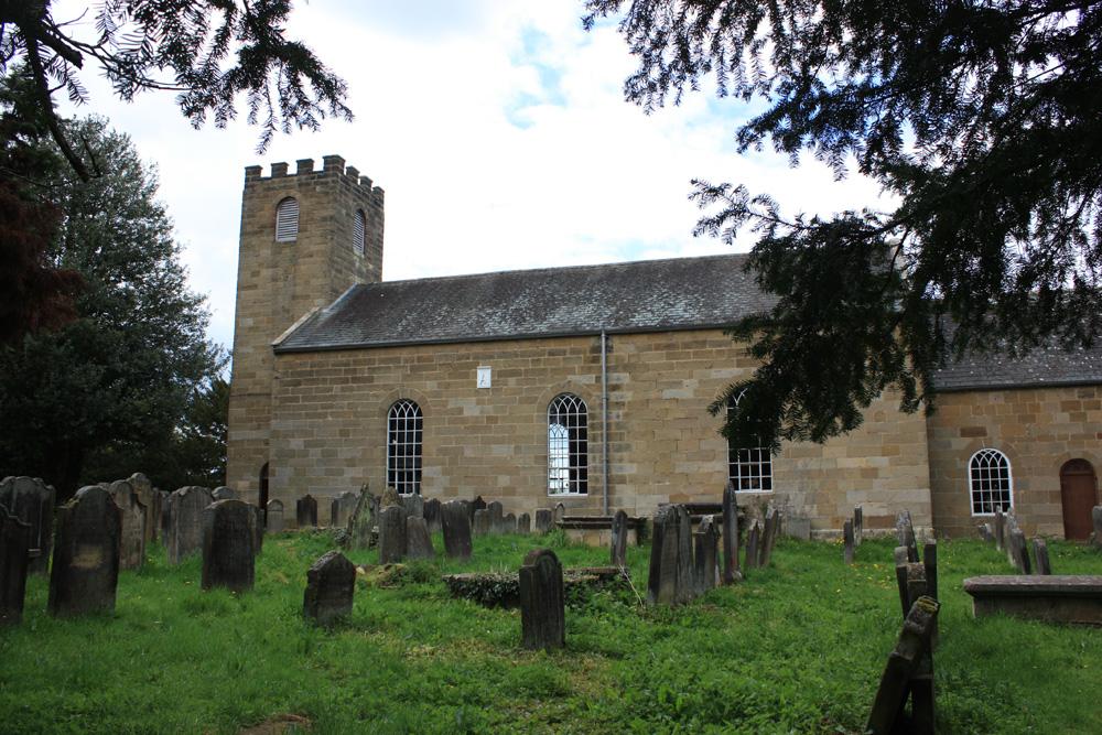 Old church, Skelton