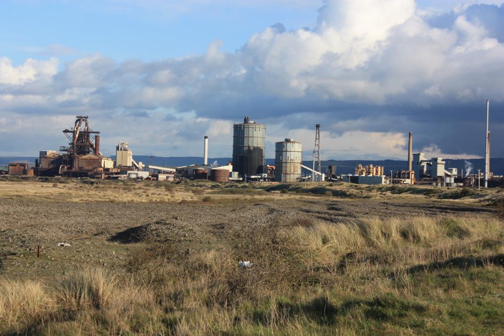 Steelworks, Warrenby, Redcar