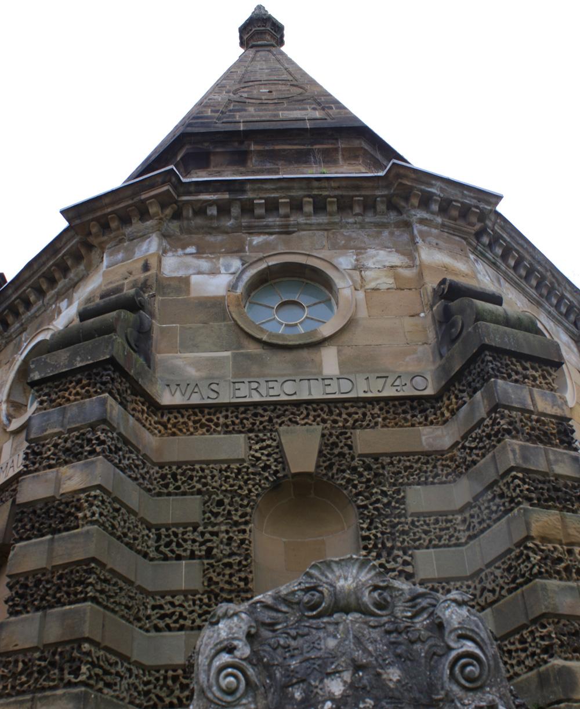 Turner Mausoleum, Kirkleatham