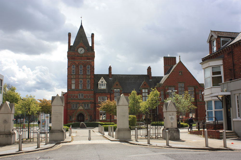 Waterhouse Building, University of Teesside