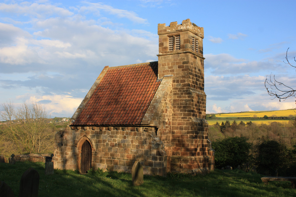 The tiny church of Upleatham