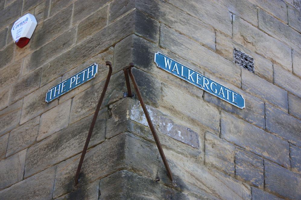 Alnwick street-names