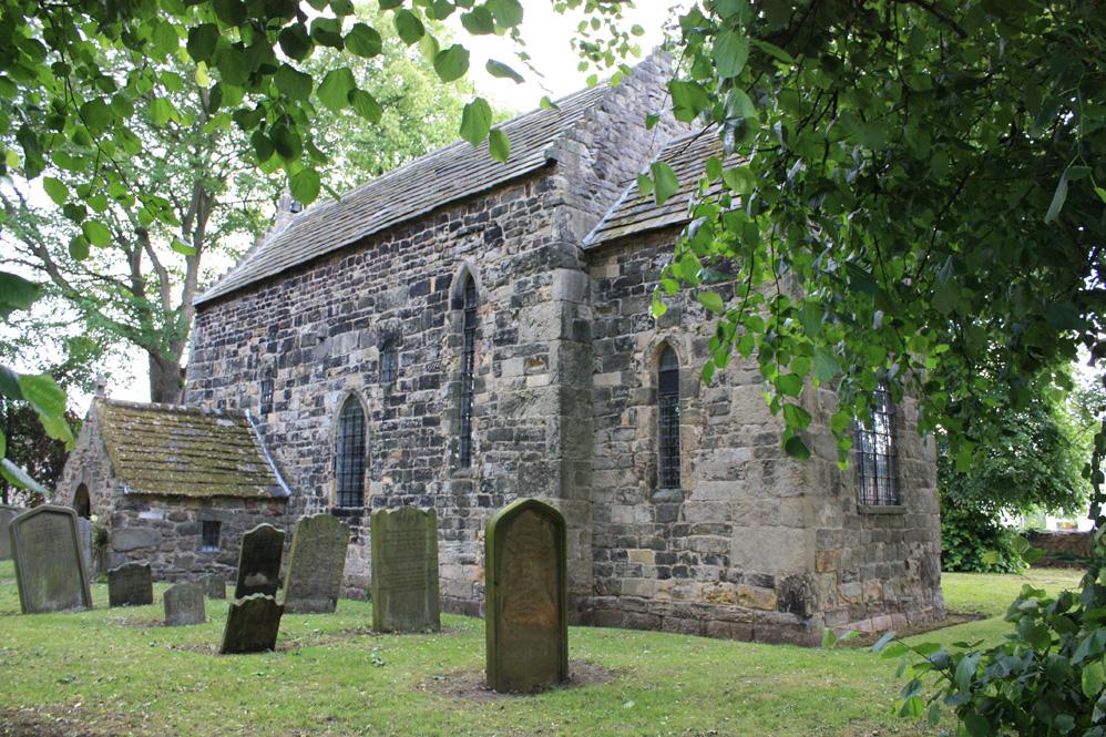 Anglo-Saxon church, Escomb