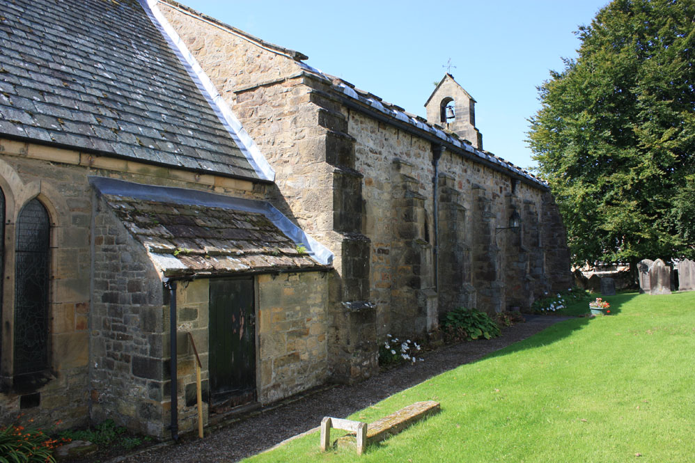 Bellingham church and the 'Lang pack'