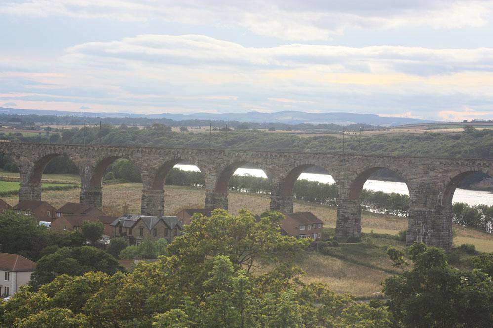 The Royal Border Bridge, Berwick