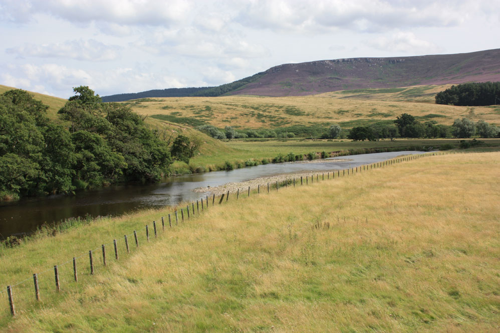The River Coquet, Coquetdale
