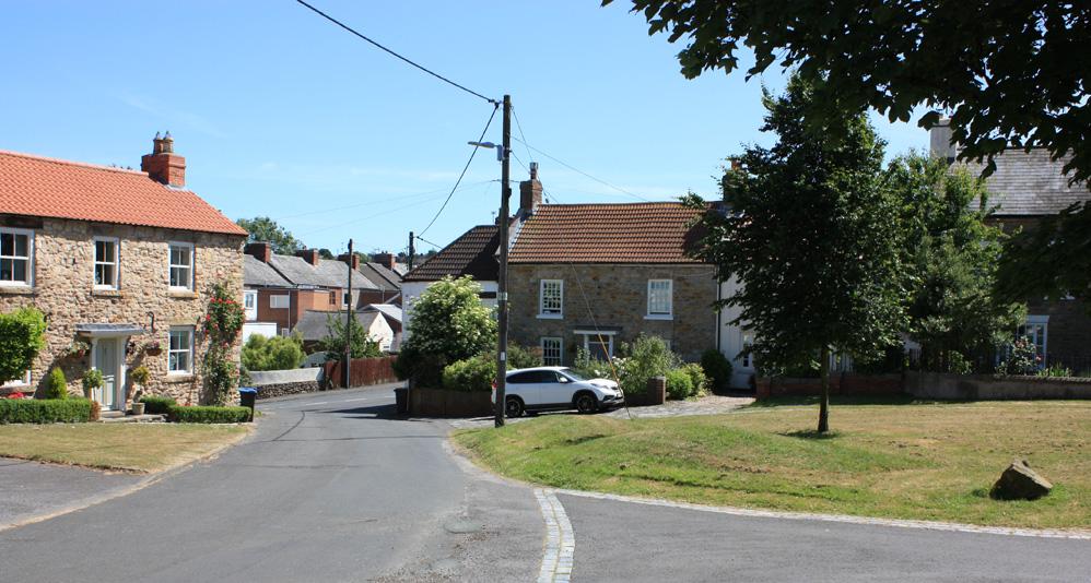 Cornforth village