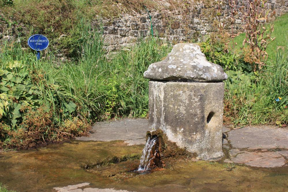 St Cuthbert's Well, Bellingham