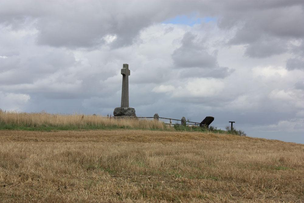 Flodden Field, battle monument