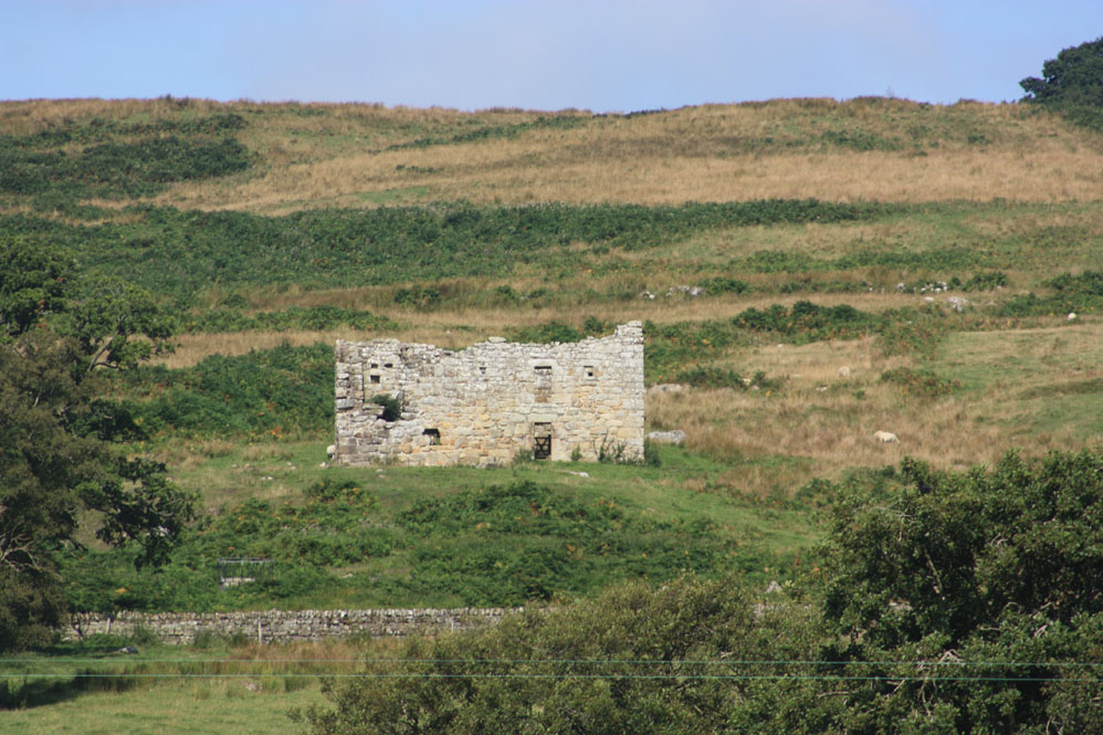 Low Cleughs Bastle, Redesdale
