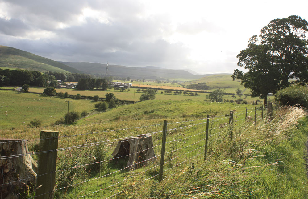 Lower Breamish Valley