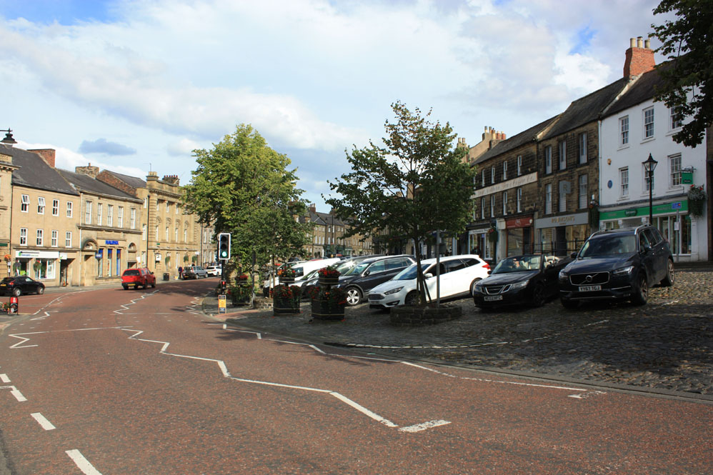 Market Street, Alnwick
