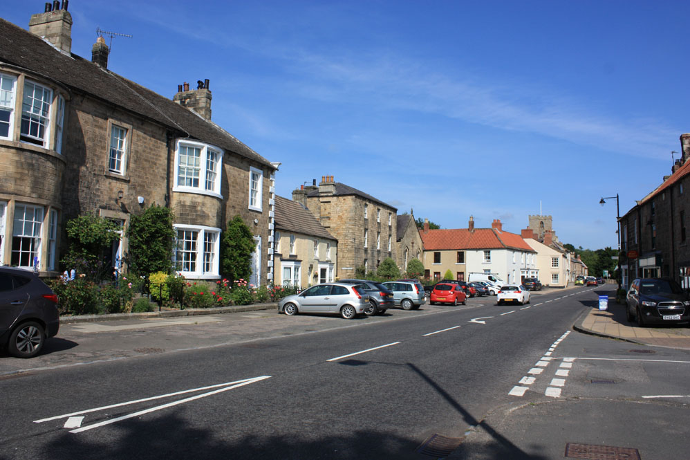 Staindrop village
