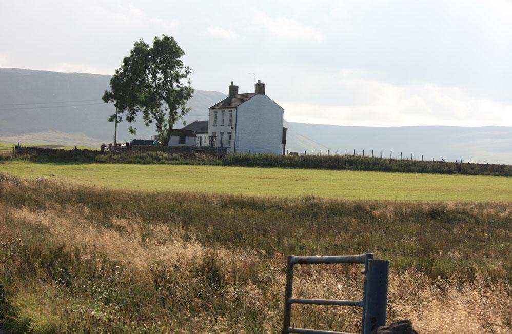 A Teesdale scene