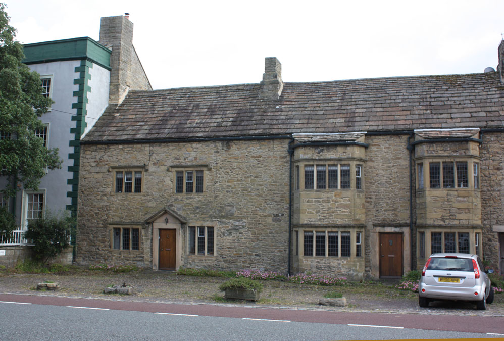 Wolsingham, Whitfield Cottages