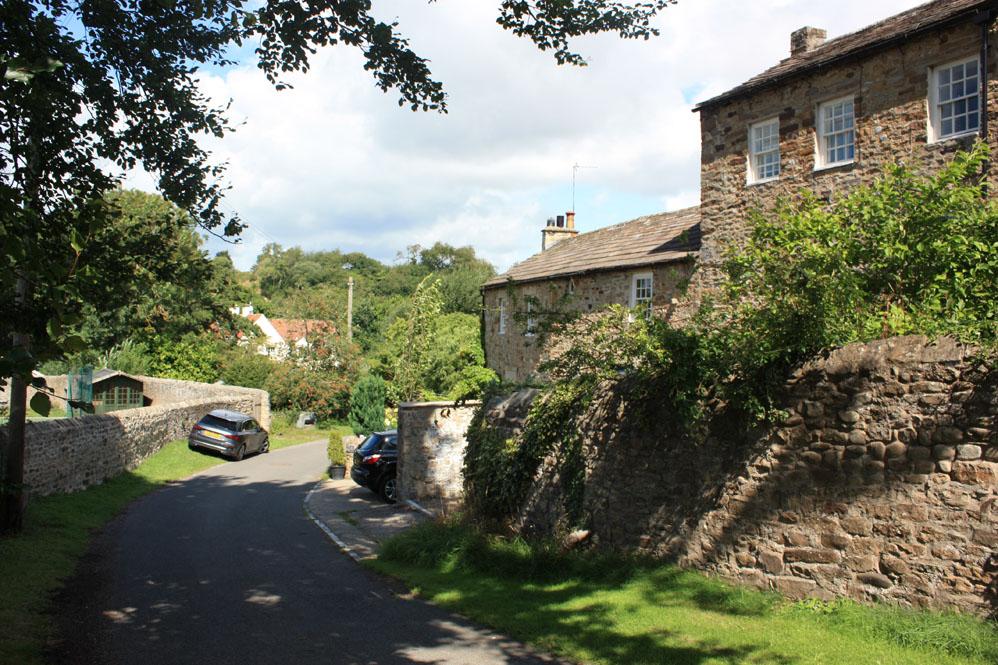Wycliffe village