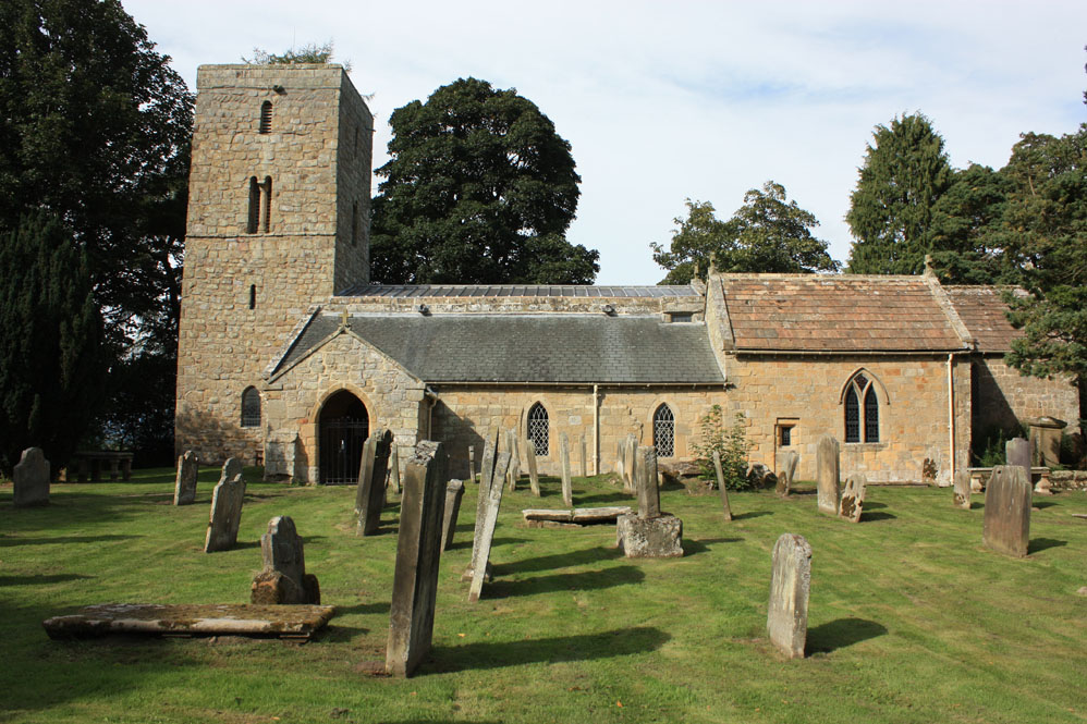 Church of St Andrew, Bolam