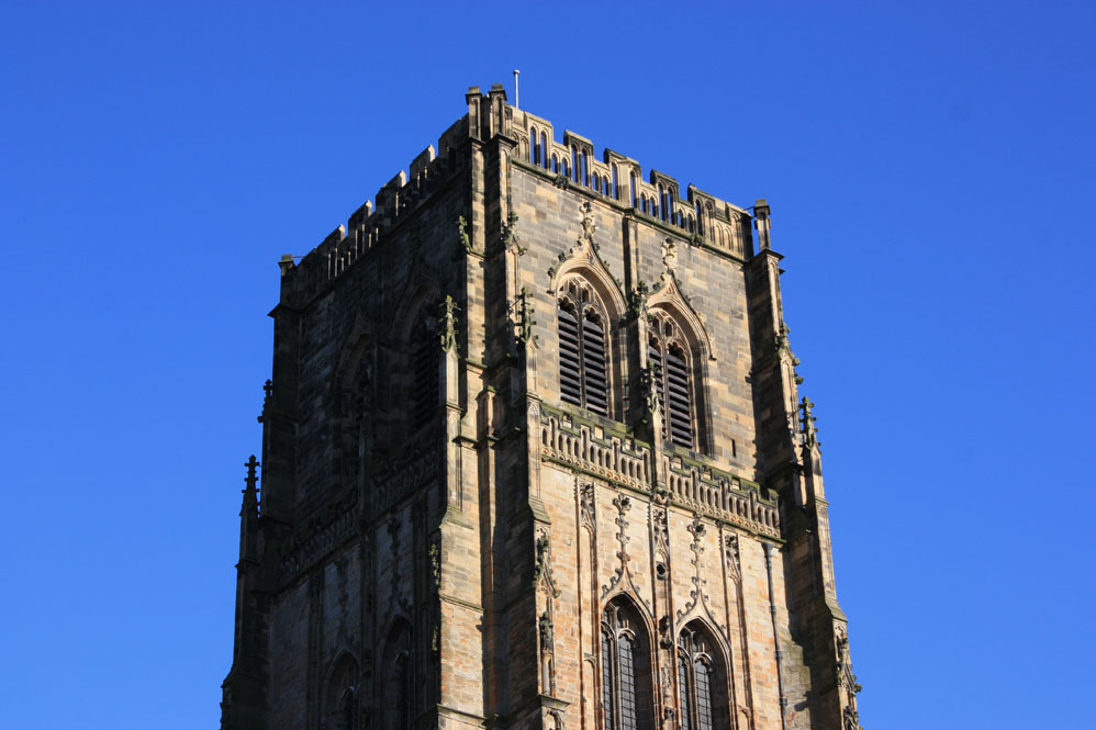 Durham Cathedral central tower