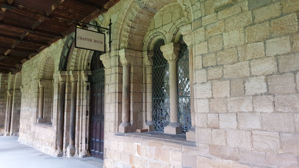 Durham Cathedral Chapter House