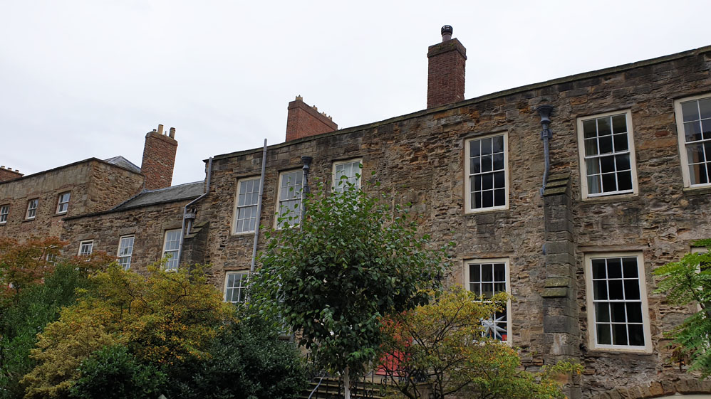 Cottages, The College, Durham Cathedral