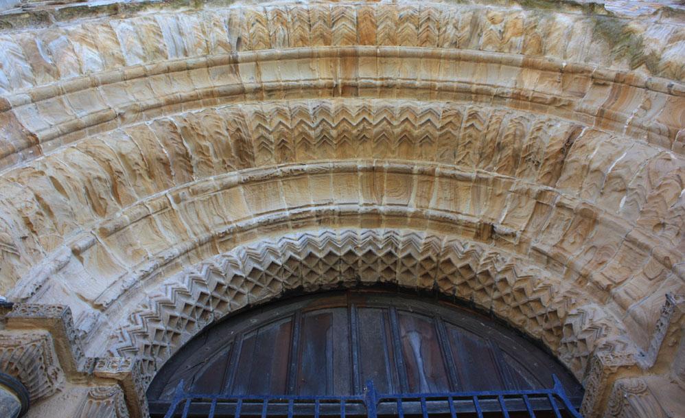 Durham Cathedral Door