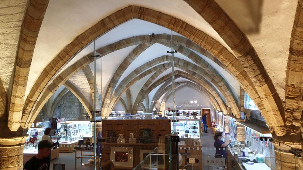 Durham Cathedral shop