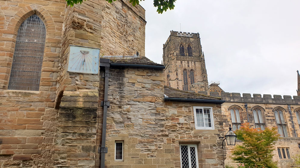Durham Cathedral from College Green