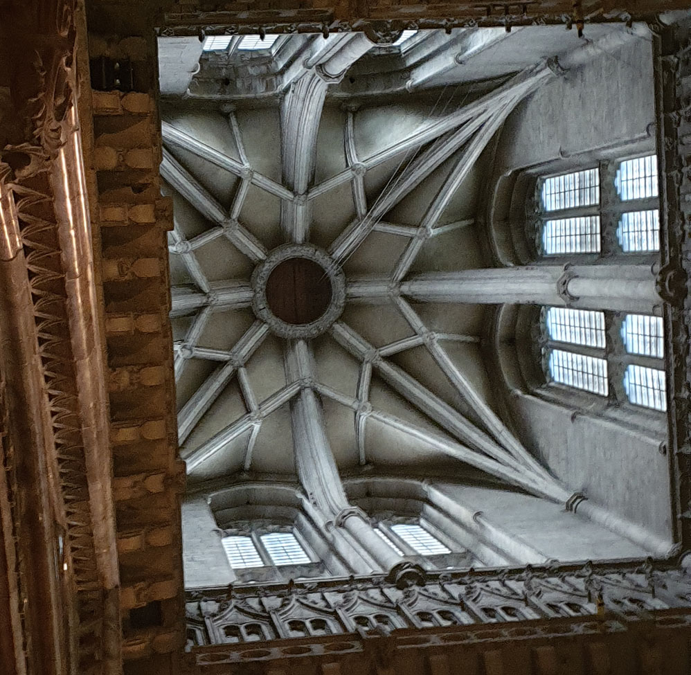 Crossing tower, Durham Cathedral