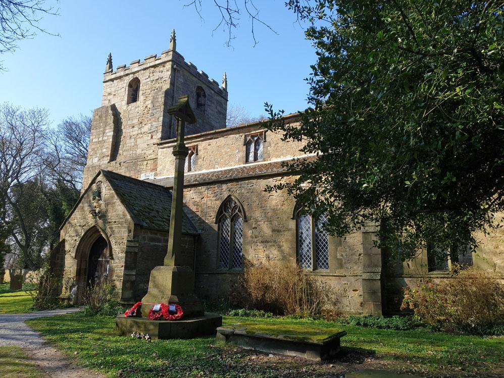 St Laurence Church, Pittington