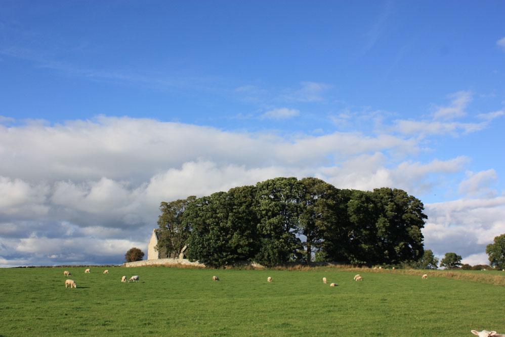 Battle of Heavenfield site