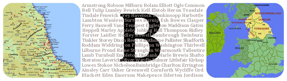North East Surnames B