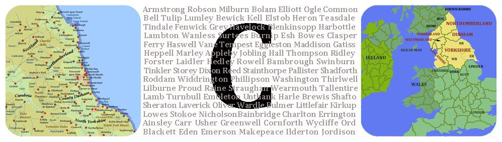 North East Surnames C